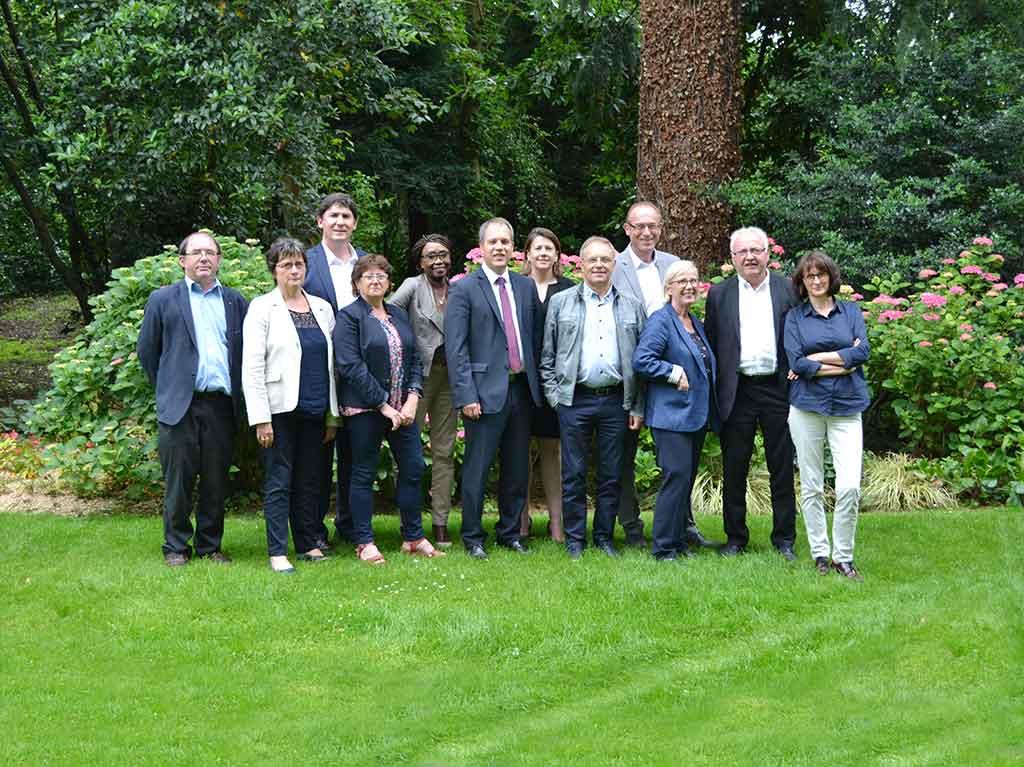 L'Anjou-en-Action Solidaire Écologiste Citoyen - les représentant des cantons au conseil départemental