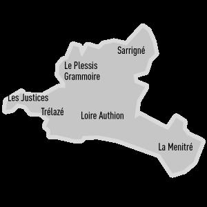 canton Angers 7 - Détail découpage du canton