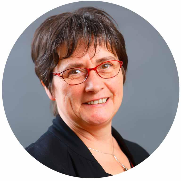 Jocelyne Martin élue Doué-la-Fontaine
