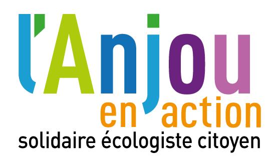 logo L'Anjou en Action Solidaire Écologiste Citoyen