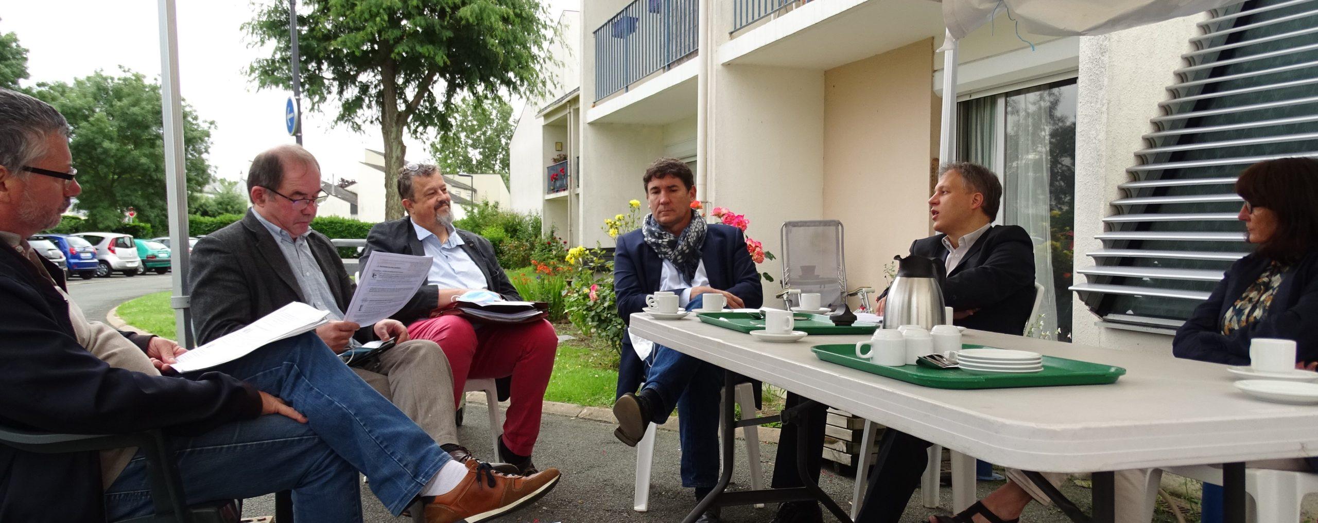 Echanges pour un plan Urgence et relance autonomie en Maine-et-Loire